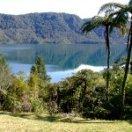 Blue Lake (aka Tikitapu) - Blue and Green Lakes Rotorua