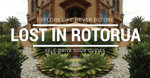 Lost in Rotorua self-drive tour guides helps families to explore like never before.