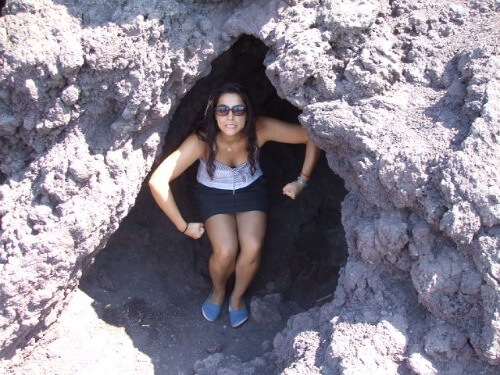Elise On Mt Vesuvius/All About Me - Elise On Mt Vesuvius