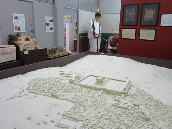 Bibleworld - Scale model of ancient Jerusalem
