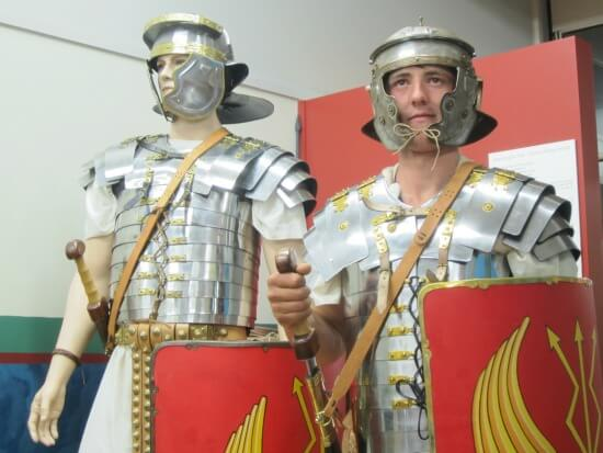 Bibleworld roman replica armour