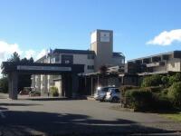 Copthorne Hotel in Rotorua, NZ