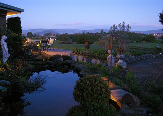 Rotorua Bed and Breakfast - Doolan's Country Retreat View