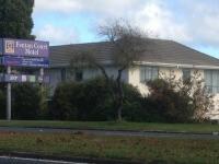 Fenton Court motel in Rotorua, NZ