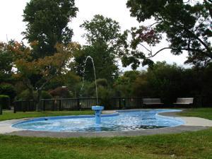 Kuirau Park, Rotorua, NZ - Paddling Pool