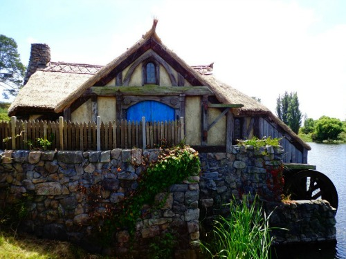Hobbiton Tour - The Watermill