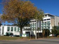 Holiday Inn Hotel in Rotorua, NZ