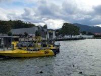 Kawarau Jet for jetboating, parasailing and tours to Mokoia Island and Manupirua Hot Springs.