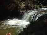 Kerosene Creek, geothermal stream near Waiotapu.