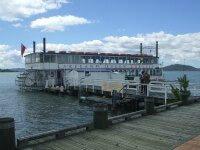 Lakeland Queen Paddle Steamer, Rotorua, NZ