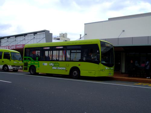 Local Bus services, Rotorua, NZ