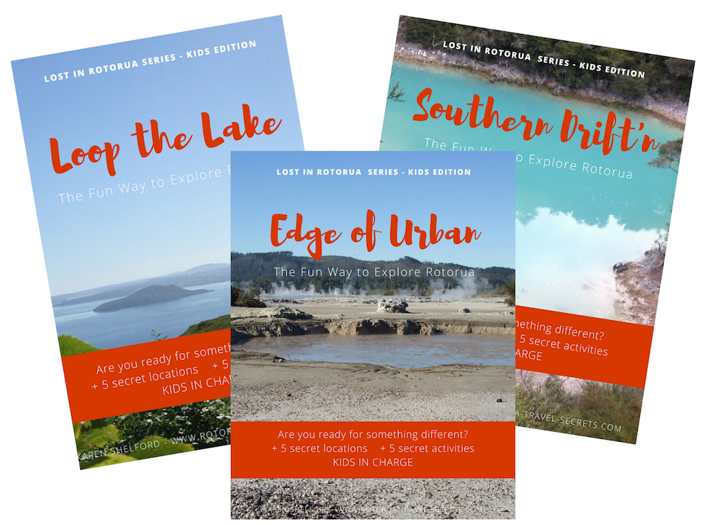 Rotorua Self-drive Tour Guides for Families Series