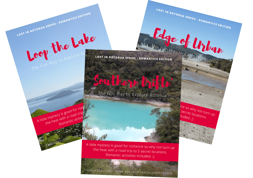 Lost in Rotorua Self-Drive Tour Guides for Couples