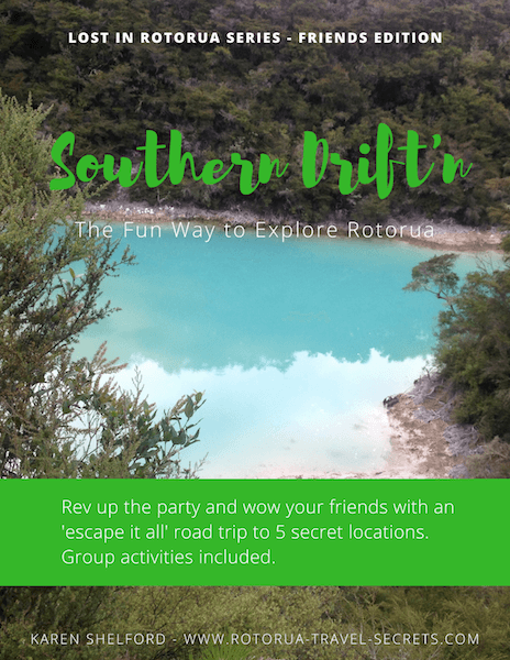 Rotorua Southern Drift'n Ebook Guide for Friends