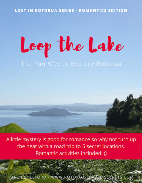 Loop the Lake Self-Drive Tour Guide for Couples on a Romantic Outing in Rotorua