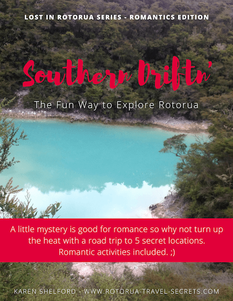 Southern Drift'n Self-Drive Tour Guide for Couples on a Romantic Outing in Rotorua