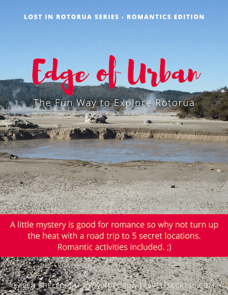 Edge of Urban Self-Drive Tour Guide for Couples on a Romantic Outing in Rotorua