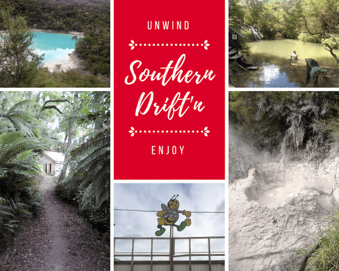 Rotorua Southern Drift'n Self-drive Tour Guide for Couples