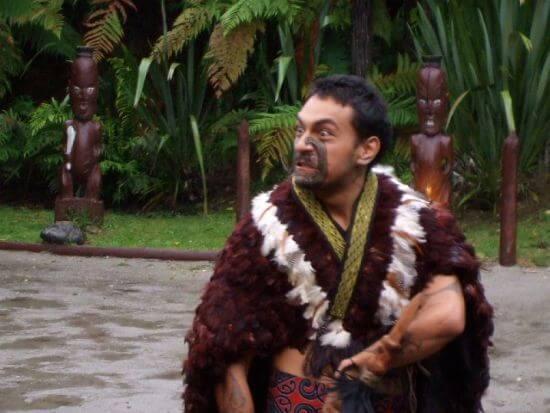Tamaki Village challenge, Rotorua, NZ