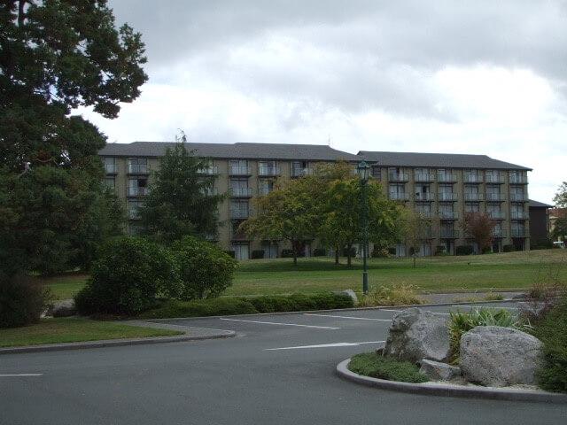Millennium Hotel in Rotorua, NZ