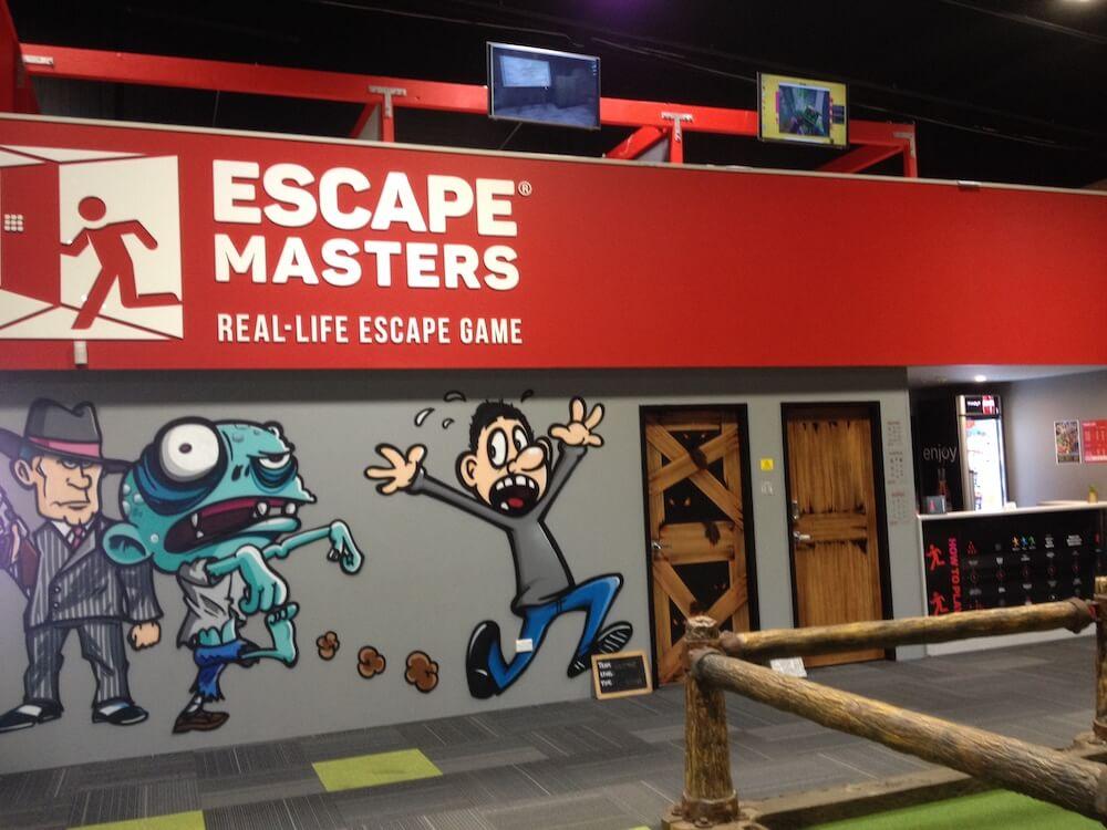 Escape Masters real life escape game