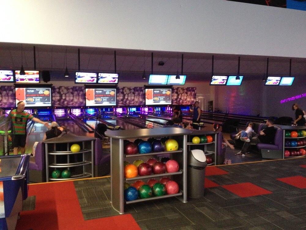 Strikezone Ten Pin Bowling
