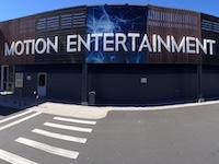 Motion Entertainment building