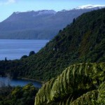 Mount Tarawera - walk the Tarawera Trail