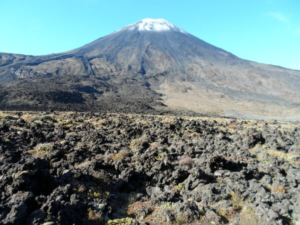 Mt Ngauruhoe, Tongariri National Park, New Zealand