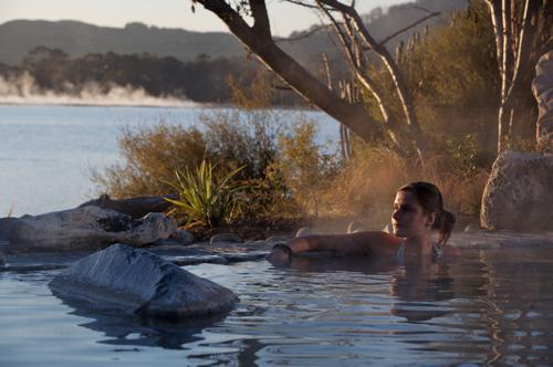 © The Lake Spa at Polynesian Spa, Rotorua, NZ