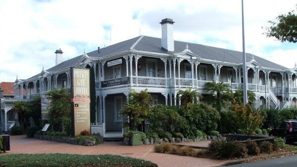 Princes Gate Hotel - Luxury Accommodation in Rotorua