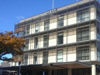 Quest Hotel in Rotorua, NZ
