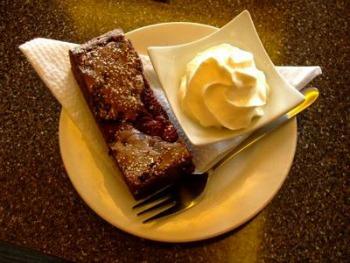 Rotorua Dining - Cake selection