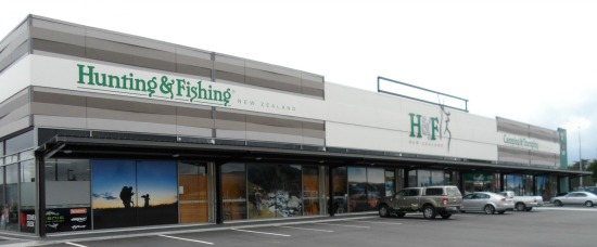 Rotorua Outdoor Gear Stores - Hunting & Fishing NZ