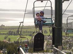 © Aidan-Sally Rotorua Luge - The Chairlift
