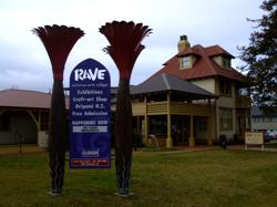Rotorua Markets - Hot Lakes Craft Market held at RAVE