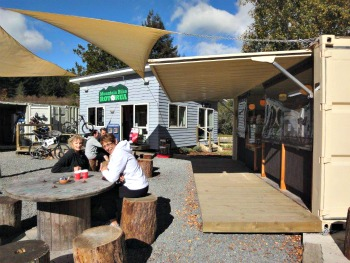 Waipa Store Cafe - Rotorua Mountain Biking