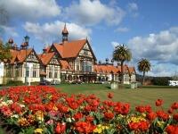Rotorua Museum of Art & History, NZ