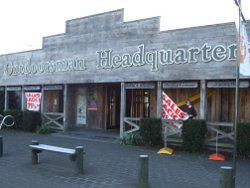 Rotorua, NZ, outdoor stores - Outdoorsman Headquarters