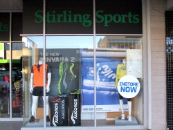 Rotorua, NZ, outdoor stores - Stirling Sports