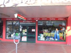 Rotorua Outdoor Gear Stores - Bill Davis Outdoor Sportsworld