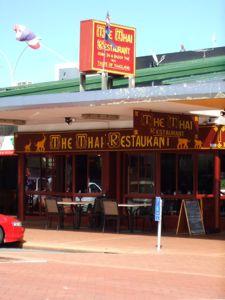 Rotorua Restaurants - The Thai Restaurant