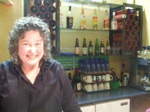 Rotorua restaurants - Sarah Little, co-owner of Sabroso
