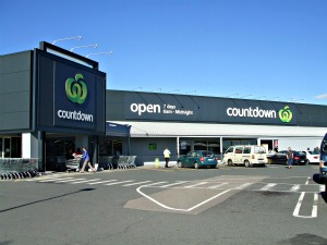Rotorua Supermarkets - Countdown