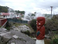 Things to do in Rotorua in April 2013 - Visit the thermal attractions