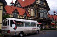 Tauranga Tasting Tours & Charters cruise shore excursions to Rotorua, NZ