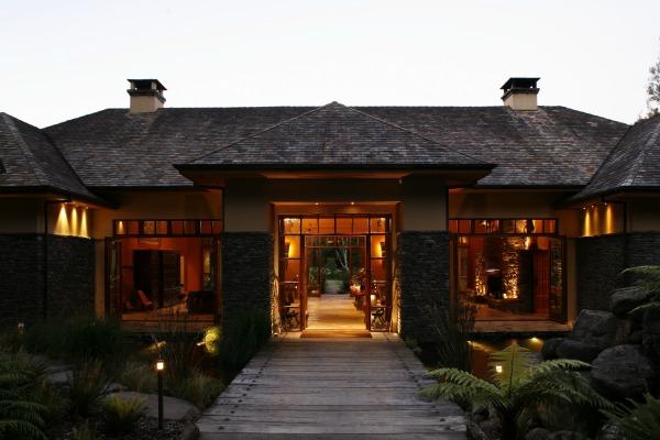 Treetops Lodge, Rotorua, NZ