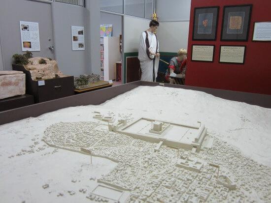 Bibleworld - Scale model of ancient Jerusalem