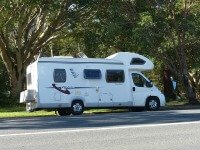 Campervan hire in NZ