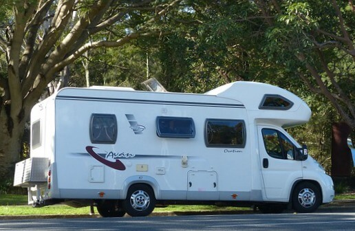 Campervan hire in New Zealand - You might get this one.